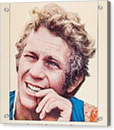 The Reivers, Us Poster, Steve Mcqueen Acrylic Print