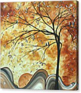 The Resting Place By Madart Acrylic Print