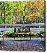 The Resting Spot Acrylic Print