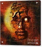The Resurrection Of Doom Acrylic Print