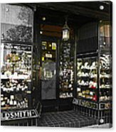 The Ring Shop In Margate England  Acrylic Print