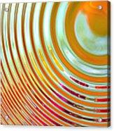 The Ripple Effect Acrylic Print