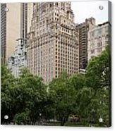 The Ritz Carlton Central Park Acrylic Print