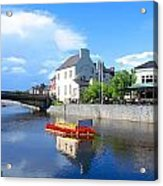 The River Nore Acrylic Print
