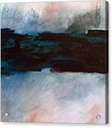 The River Tethys Part 1 Of Three Acrylic Print