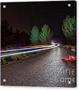 The Road 2 Acrylic Print