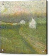 The Road To Jesse James Farm Acrylic Print