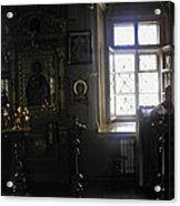 The Room - Moscow - Russia Acrylic Print