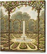 The Rosary At Ashridge Acrylic Print