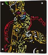 The Ruler Acrylic Print