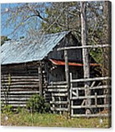 The Rural Life IIi Acrylic Print