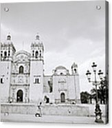 The Santo Domingo Acrylic Print