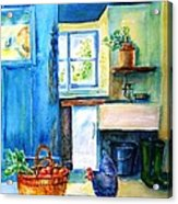 The Scullery  Acrylic Print