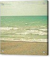 The Sea The Sea Acrylic Print