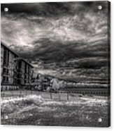 The Seasons In Infrared 1 Acrylic Print