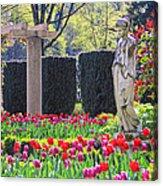 The Secret Garden Of The Goddess Acrylic Print