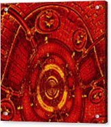 The Secret Life Of Hardware 3 Acrylic Print by Wendy J St Christopher