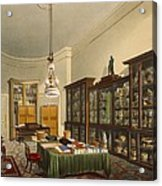 The Secretarys Room, Apsley House Acrylic Print
