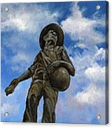 The Seed Sower Acrylic Print