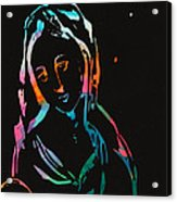 The Seedbearers - No 2 Acrylic Print by Milliande Demetriou