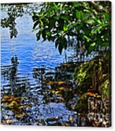 The Serenity Of Mind Acrylic Print