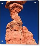The Serpent Hoodoo Acrylic Print