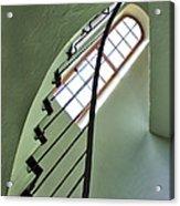 The Servants' Staircase Acrylic Print