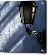 The Shadow Of The Illuminated Acrylic Print