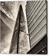 The Shard - The View Acrylic Print