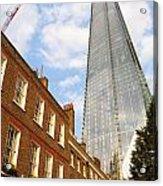 The Shard In London Acrylic Print