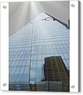 The Shard Acrylic Print by Maeve O Connell