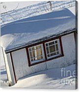 The Shed Acrylic Print by Sophie Vigneault