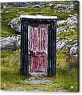 The Shed Acrylic Print by Tim Gainey