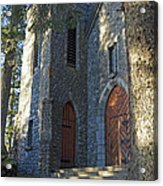 The Shrine Of St Therese Acrylic Print