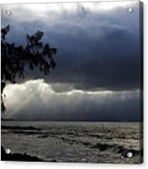 The Silver Lining Acrylic Print