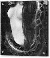 The Sin, 1893 Acrylic Print