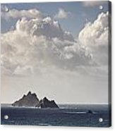 The Skelligs Acrylic Print