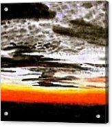 The Skies Acrylic Print