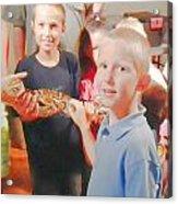 'the Snake 2' Acrylic Print