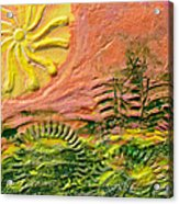 The Sound Of Sunshine Acrylic Print