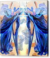 The Sounds Of Angels Acrylic Print