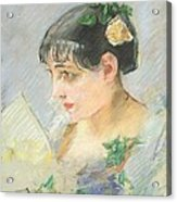 The Spanish Woman Acrylic Print