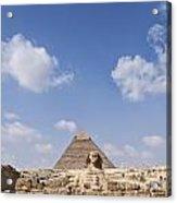 The Sphinx Egypt Acrylic Print