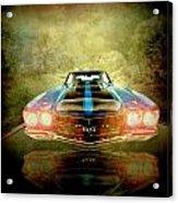The Ss Car Acrylic Print