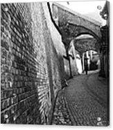 The Stairs Passage - Sibiu Acrylic Print