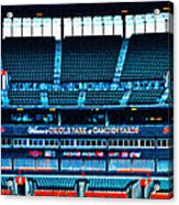The Stands At Oriole Park Acrylic Print