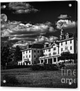 The Stanley Hotel Acrylic Print