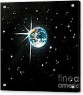 The Star Acrylic Print