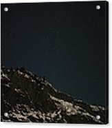 The Stars In The Sky Acrylic Print