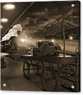 The Station 2 Acrylic Print
